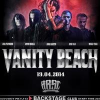 19.04 -  VANITY BEACH (FIN) - BACKSTAGE club
